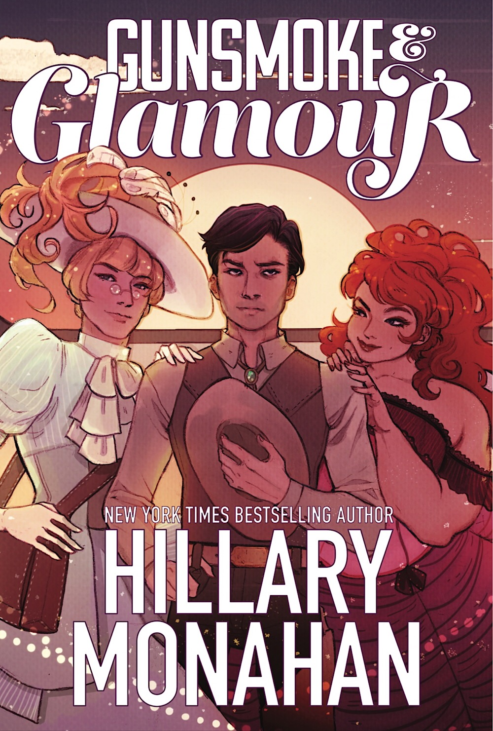 Cover image for Gunsmoke & Glamour