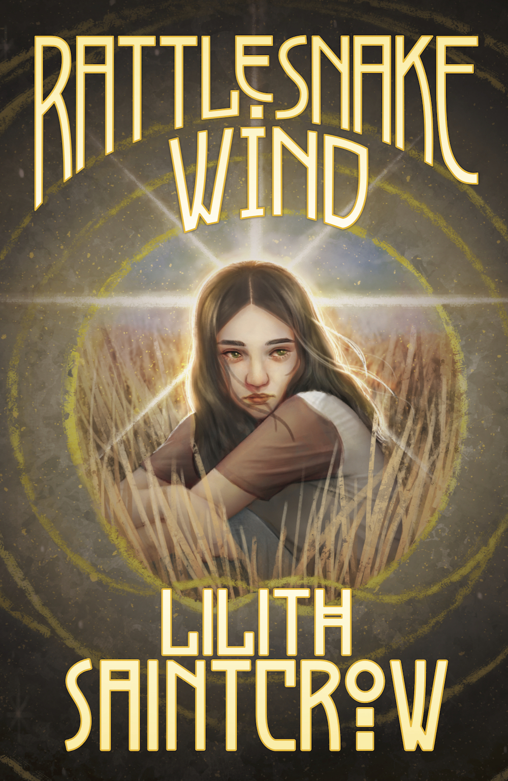 Cover image for Rattlesnake Wind