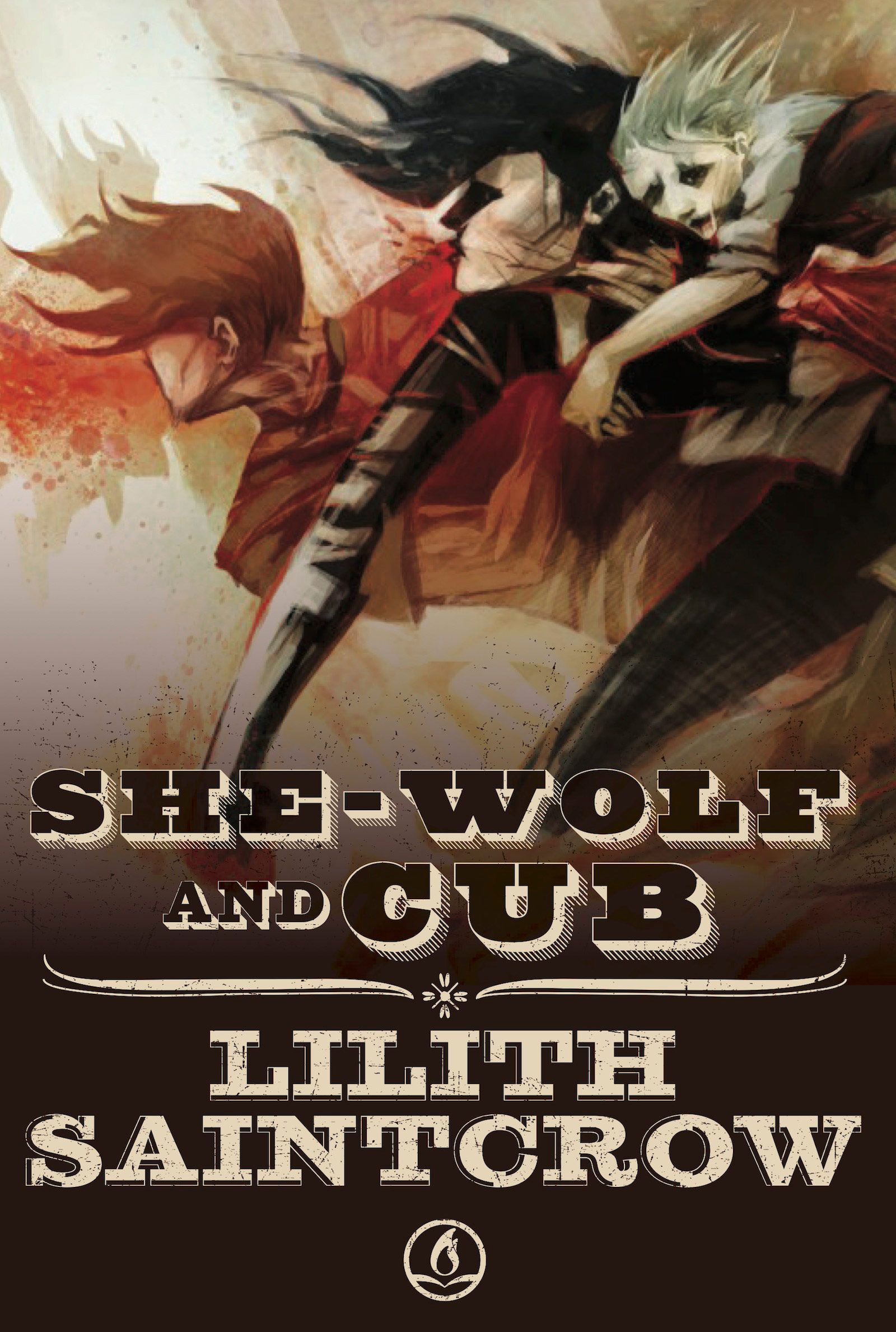 Cover image for She Wolf and Cub